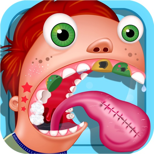 Tongue Doctor Cleaner, Dentist Fun Pack Game For kids, Family, Boy And Girls