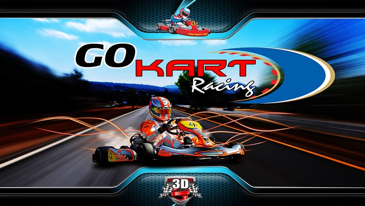 Go Kart Racing 3D - Free Multiplayer Race Game