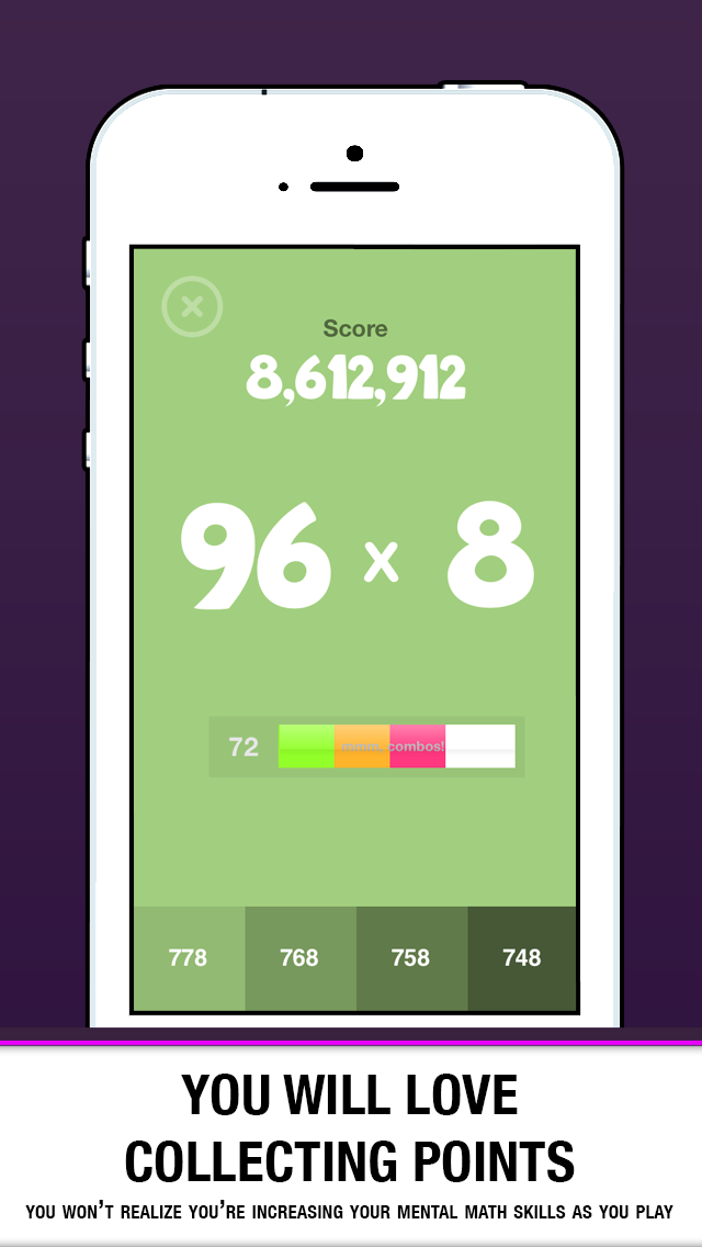 Math Trix - Learn Mental Math Tricks screenshot one