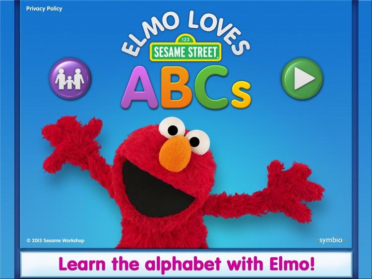 Elmo Loves ABCs for iPad screenshot-0