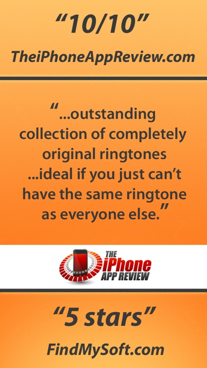 ToneRack Quality Custom Ringtones & Alarms screenshot-4