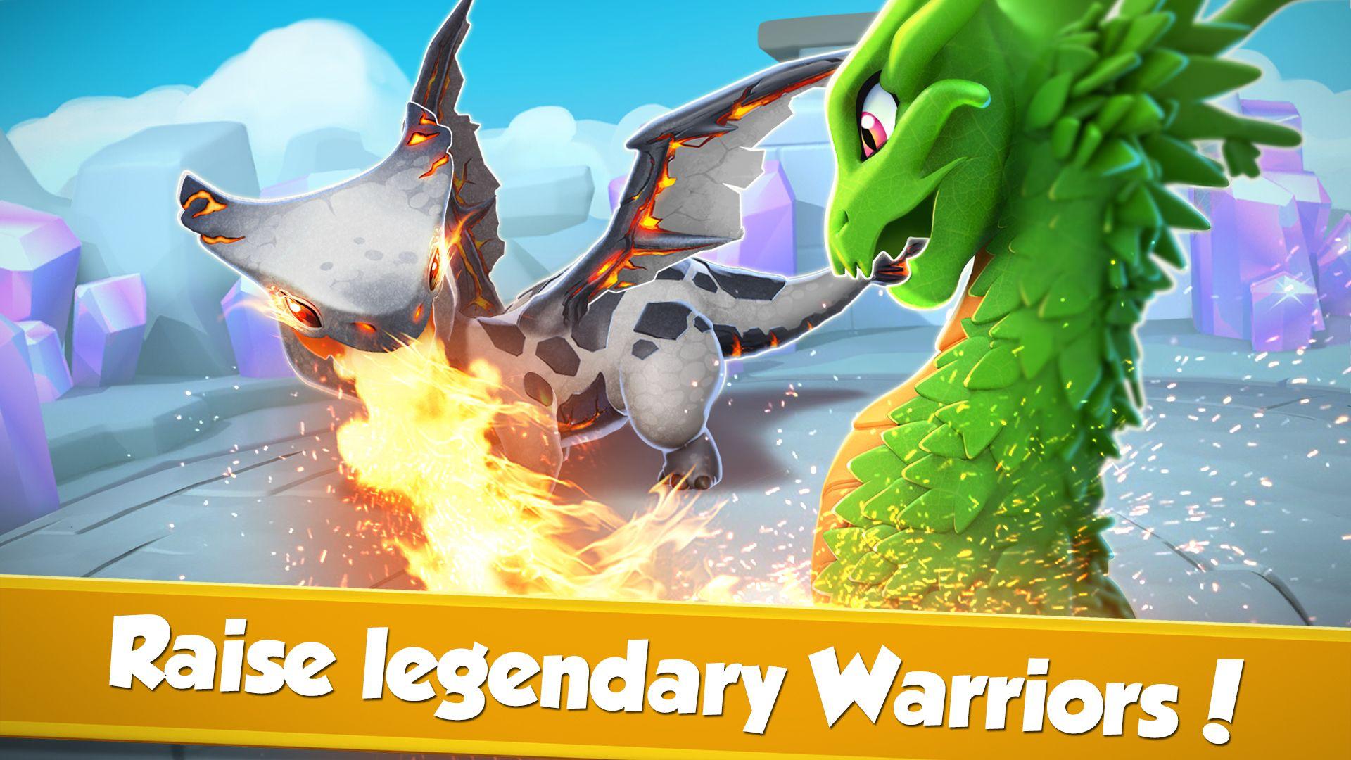 Dragon Mania Legends - Fantasy screenshot 14