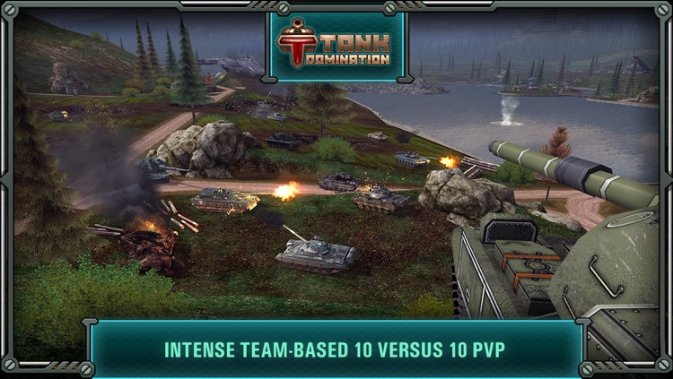 Tank Domination screenshot-2