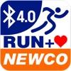 NEWCO RunPro (Heart Rate Monitor,GPS speed for Run and Bike)