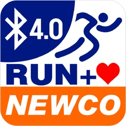 NEWCO RunPro (Heart Rate Monitor,GPS speed for Run and Bike)