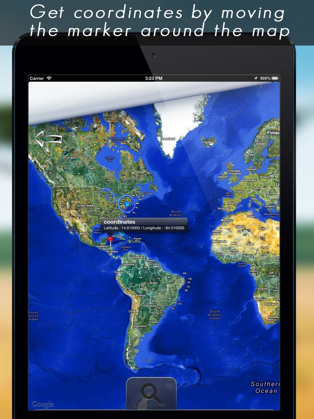 Dont Get Lost Find Your GPS Coordinates And Height Above Sea - How to find elevation on google earth app