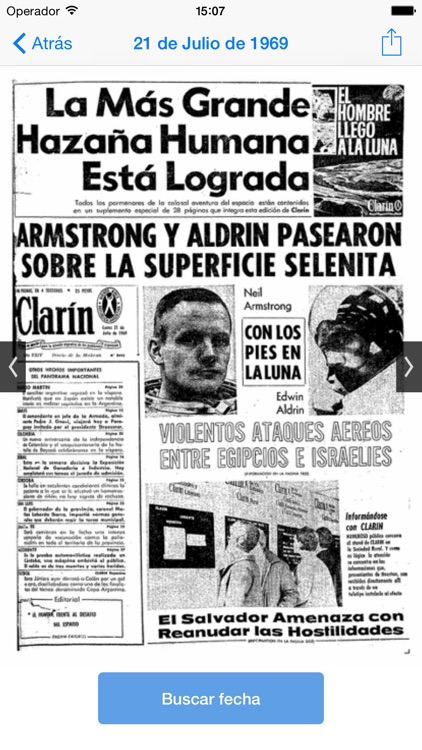 Tapas de Clarín