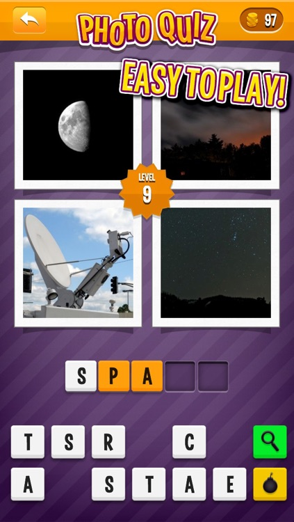 Photo Quiz: 4 pics, 1 thing in common - what's the word? screenshot-3