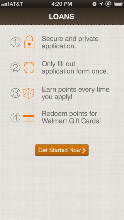 Tangerine - Best Source for Personal Loans on the Internet screenshot-3