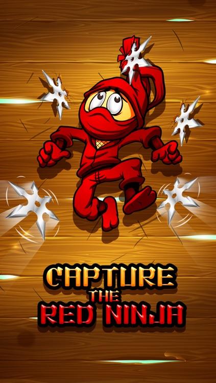 Capture The Red Ninja