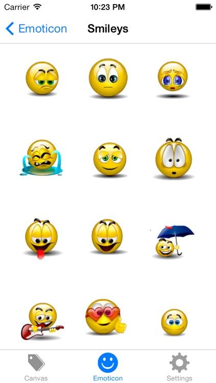 Emoji Keyboard 2 - Smiley Animations Icons Art & New Hot/Pop Emoticons Stickers For Kik,BBM,WhatsApp,Facebook,Twitter Messenger screenshot-3