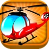Awesome Top R-c Heli-copter Flight Traffic Game By Fun Gun Army Jet-s Fight-ing & Stunts Games For Cool Teen-s Boy-s & Kid-s Free