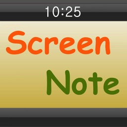 Screen Note Maker