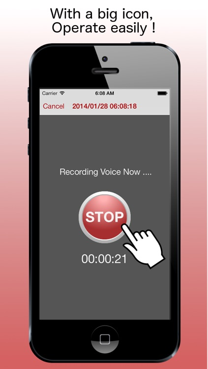 RecNow -record your conversations in mp3 format-
