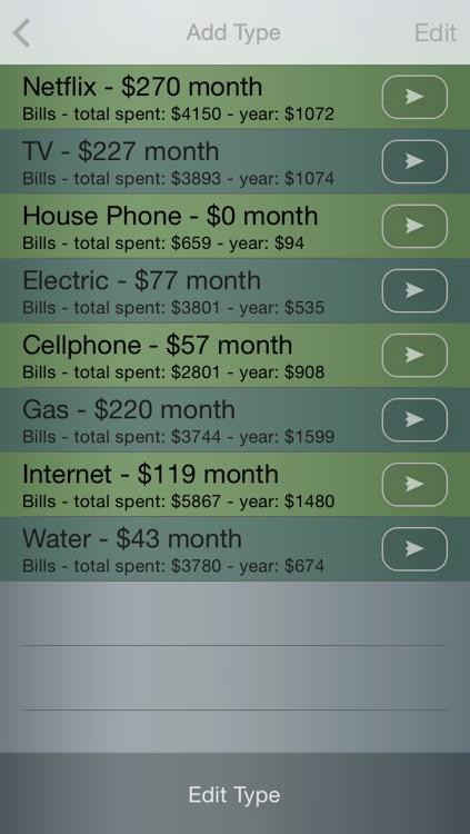 What Did I Buy - Easy Modern Finance screenshot-3