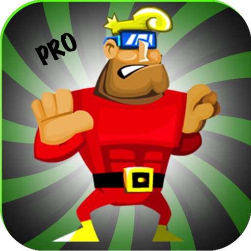 Superhero Jumping Space Warrior Cool Escape Saga Pro