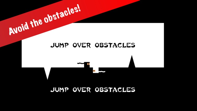 Ninja Flips: Jump The White Line screenshot-1