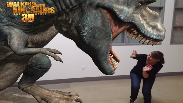 Walking With Dinosaurs: Photo Adventure screenshot-4