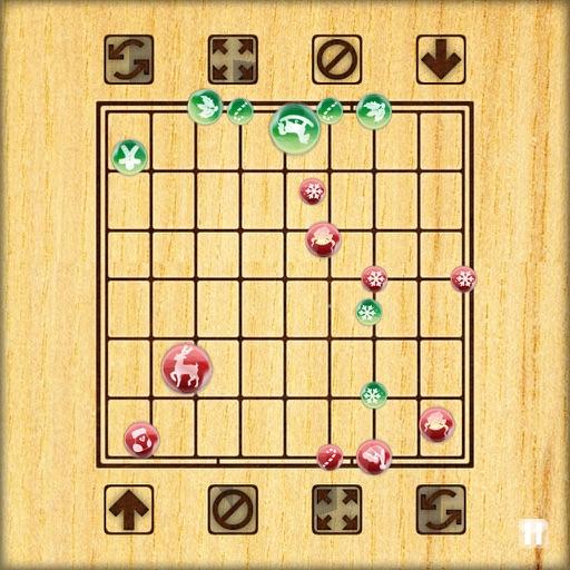 !iM: Чапаев. Игра в шашки для одного или двух игроков.