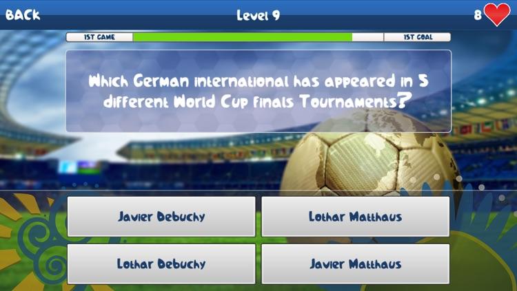 Ultimate Soccer World Finals Quiz screenshot-3