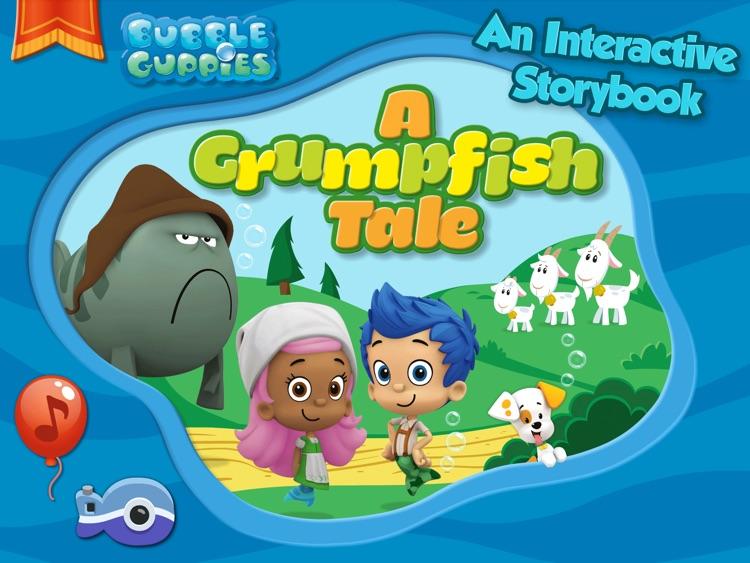Bubble Guppies: A Grumpfish Tale HD screenshot-4