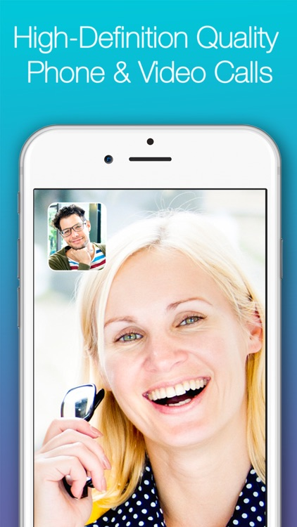 Voico - Global Phone Calls & Text Messaging screenshot-0