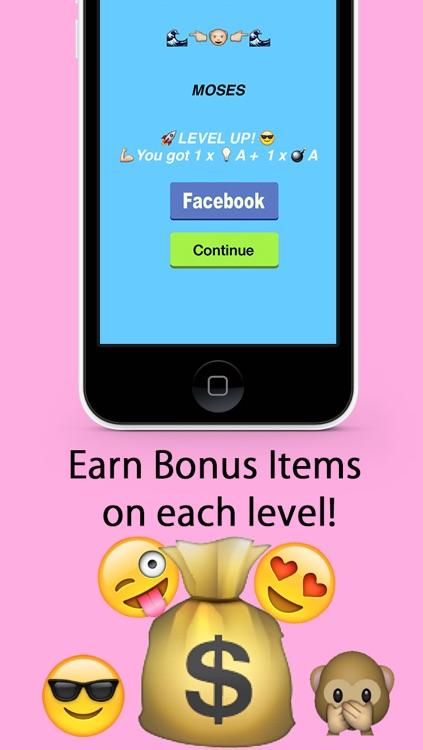 Secret.Emoji - Share Secret with Guess Emoji Game screenshot-4