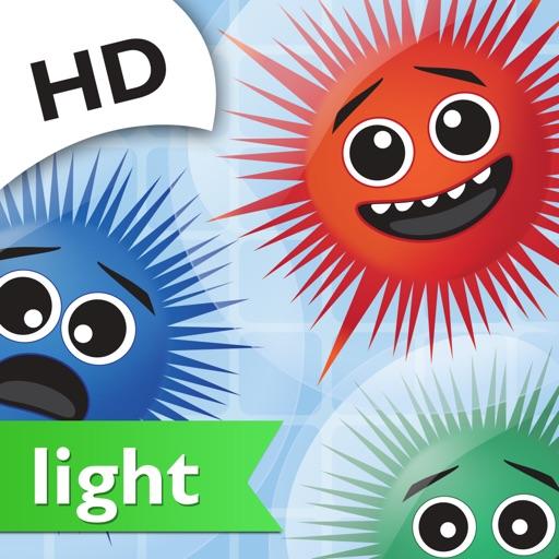 Шипастики HD Light