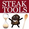 Steak Tools - Timer & Kochbuch