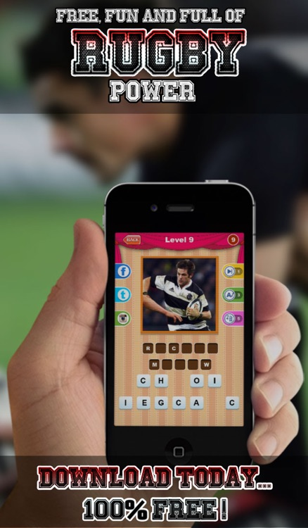 Allo! Guess the Rugby Player Challenge Trivia - Super League Football Fanatics screenshot-4