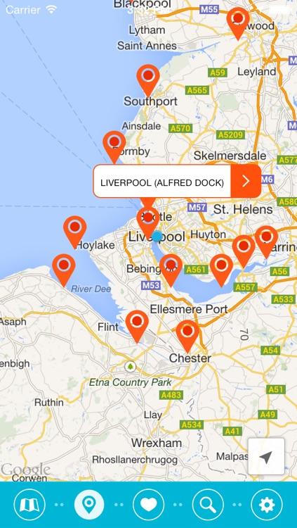 UK Tides - Tide Predictions screenshot-3