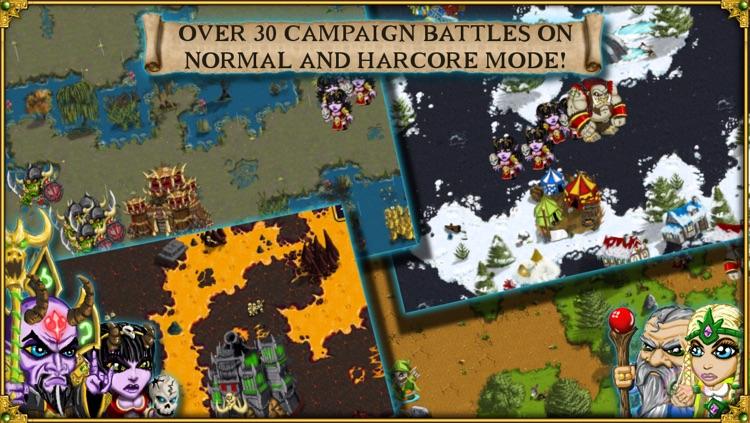Warlords RTS screenshot-4