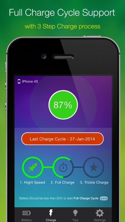 Battery Manager Pro - Best Battery App