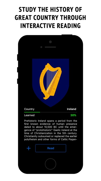 Ireland - the country's history