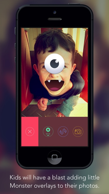 KidCam - The Best Camera App for Kids