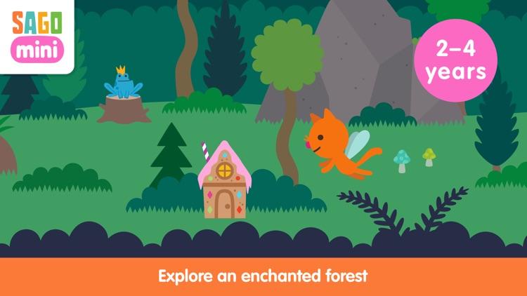 Sago Mini Fairy Tales screenshot-0