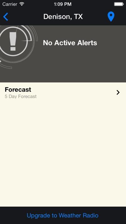 KTEN First Alert screenshot-4