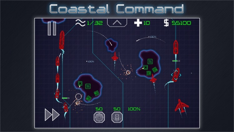 Coastal Command Pocket