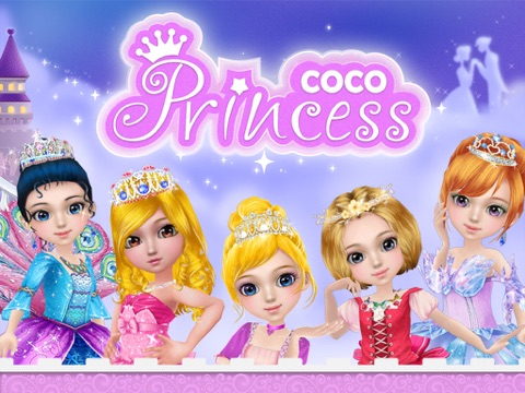 Coco Princess на iPad