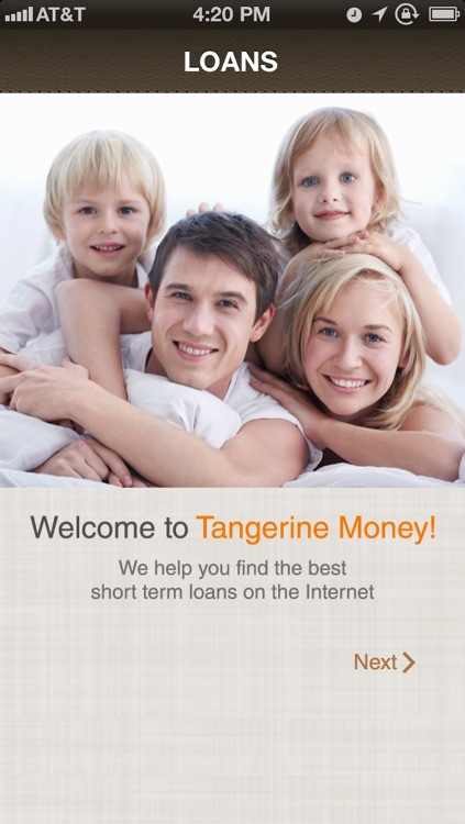 Tangerine - Best Source for Personal Loans on the Internet