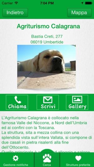 VacanzeAnimali.it Screenshot