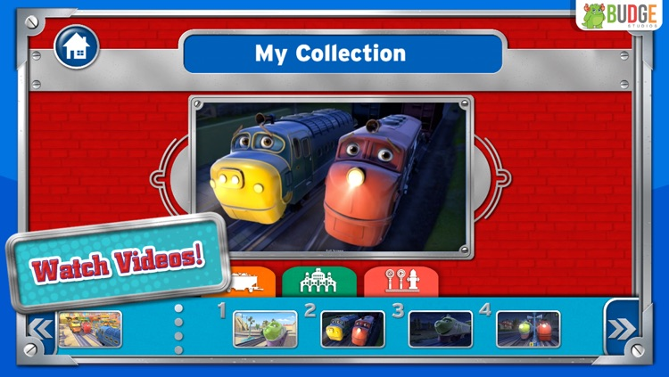 Chuggington Traintastic Adventures – A Train Set Game for Kids screenshot-4