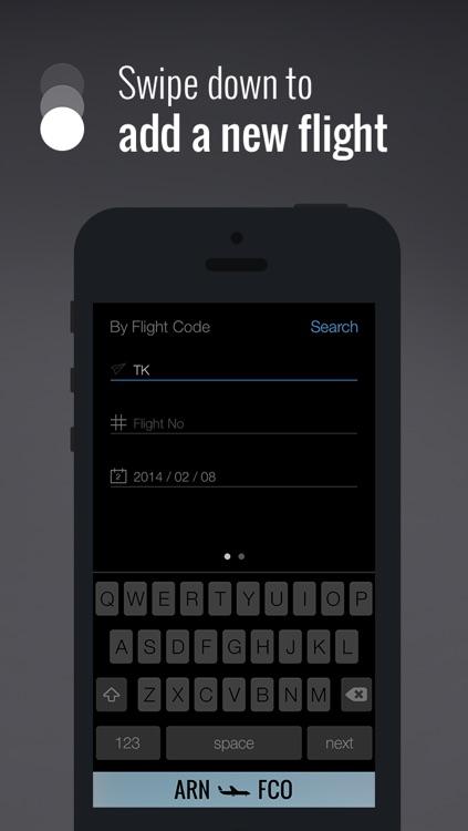 Flight - Live Status & Weather screenshot-3
