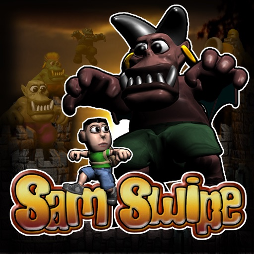 Sam Swipe Castle World