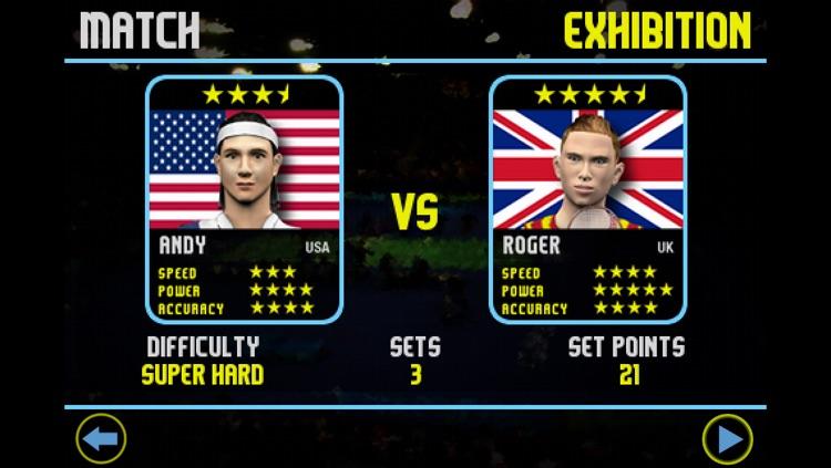 Super Badminton screenshot-4