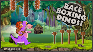 Baby Dino Caveman Run - The Hunt From the Deadly Survival