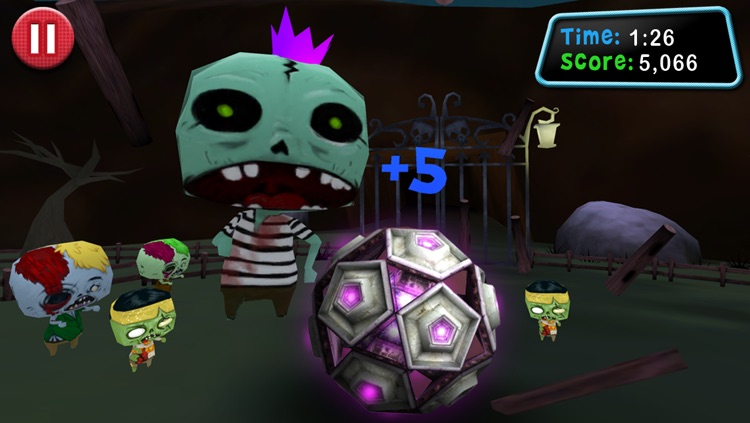 Roll: Boulder Smash! screenshot-1