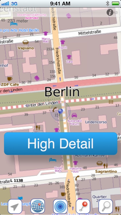 Berlin Offline Map screenshot-1