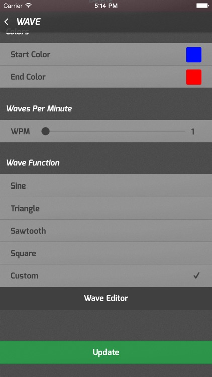 WAVES for Hue screenshot-3