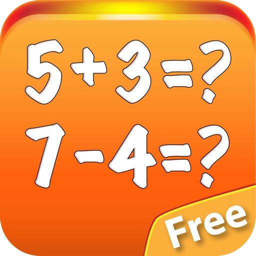 Тренер Математики Free - игры для развития способности быстро считать в уме: быстрый счет, неравенства, угадай знак, реши уравнение